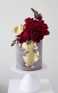 Featured Wedding Cake: Sweet Bakes; www.sweetbakes.co.au; Wedding cake idea.