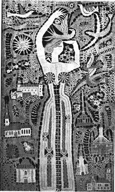 slovakia-bobbin-lace-elena- holéczyová-bratislava Needle Lace, Bobbin Lace, Source Of Inspiration, Style Inspiration, Hairpin Lace, Kinds Of Fabric, Textiles, Bratislava, Lace Making