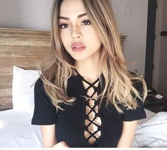 Top 10 Countries With The World's Most Beautiful Women (Pictures included) Beautiful Women Pictures, The Most Beautiful Girl, Lily Maymac, Ulzzang Girl, New Hair, Blonde Hair, Hair Makeup, Hair Beauty, Bodysuit