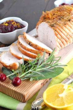 19 Easy Friendsgiving Recipes to Rock at Your Next Holiday Feast Herb Roasted Boneless Turkey Breast Friendsgiving Recipe Thanksgiving Recipes, Friendsgiving Recipe, Christmas Recipes, Holiday Recipes, Thanksgiving Feast, Holiday Meals, Holiday Time, Herb Roasted Turkey, Christmas Dinner Menu