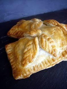 Hand Pie Rough Puff Pastry