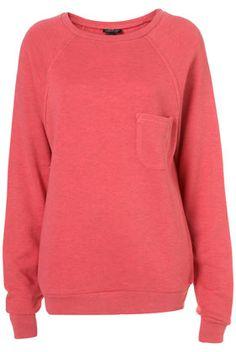 Eeee looks so comfyy. #topshop #sweatshirt