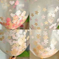 STAR Confetti Balloons Twinkle Twinkle Little Star por DecorBySK