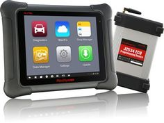 #Autel #Maxisys Elite Tablet Scanner (with docking station & Advanced hardware spec).