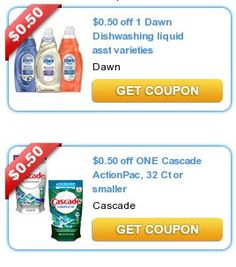 Procter and gamble coupons by mail