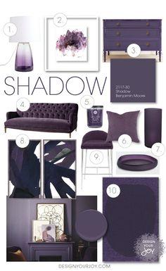 Benjamin Moore, Shadow 2117-30