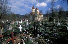 Dragosh voda church (in wood) Romania