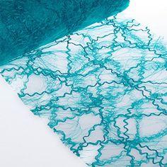 tischl ufer t rkis petrol blau tischband sizoweb deko. Black Bedroom Furniture Sets. Home Design Ideas