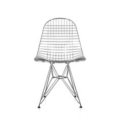 Eames Wire Chair by Charles & Ray Eames for Herman Miller.