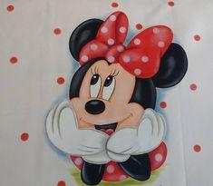 Nenhuma descrição de foto disponível. Disney Mickey Mouse, Minnie Mouse, Diy Cake Topper, Pinturas Disney, Disney Magic, Cow, Disney Characters, Fictional Characters, Sketches