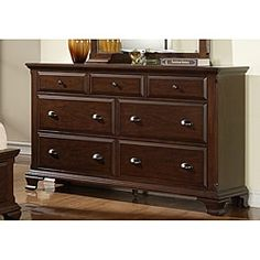 Shop for Picket House Brinley Cherry Dresser. Get free shipping at Overstock.com - Your Online Furniture Outlet Store! Get 5% in rewards with Club O!