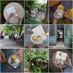 Prague cafes with outdoor seating