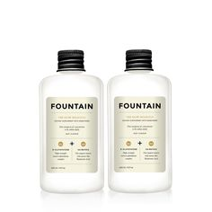 401674 - Fountain Glow Molecule Duo Drink QVC Price: £43.49 + P&P: £4.95  The Fountain Glow Molecule Drink is a concentrated formula enriched with L-glutathione. Mix with your daily juice, smoothie or water intake, or take alone as part of your new routine.