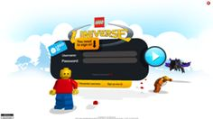 Front End Lego Universe, Blue Backgrounds, Product Launch, Blue Wallpapers