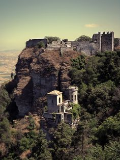 Erice, Trapani, Sicily