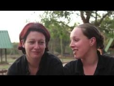 Emma and Becky from the UK about their HESC and Wildlife Conservation Ex...