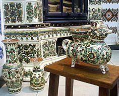 Hutsul ceramic, W Ukraine, from Iryna with love