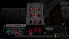 BANKSIDE TRANSFORMED — Merge Festival   House of Pain   Borough High Street