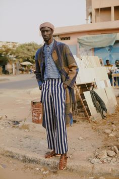 Is Dakar, Senegal the Flyest City on the Planet? We Went to Dakar, Senegal and Cast This Season's Most Epic Fashion Shoot Gq Fashion, Africa Fashion, Fashion Shoot, Editorial Fashion, Autumn Fashion, Fashion Design, Ankara Fashion, Fashion Skirts, Fashion 2020