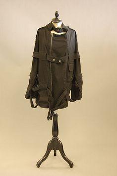 1977 Vivienne Westwood Bondage Jacket