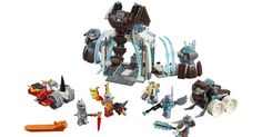 LEGO Legends of Chima Mammoths Frozen Stronghold Building Kit $37.45 (Reg. $59.99)  Legends of Chima fan?  Get to save $22 on thisLEGO Legends of Chima Mammoths Frozen Stronghold Building at Amazon today. This is a great gift for your kids this Christmas!  LEGO Legends of Chima Mammoths Frozen Stronghold Building Kit $37.45 (Reg. $59.99)  Ships Free with Amazon Prime (Try a FREE Membership)  Drive to the rescue in Rogons Rhino Roller; beware of getting rammed and rolled over by Maulas Tusk…
