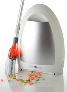 Eye-Vac Home Touchless Vacuum