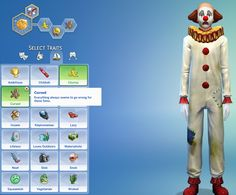 Halloween Trait pack for TS4: Features: Wicked, Cursed, & Lifeless Traits More info & Download: HERE Happy Halloween!!!