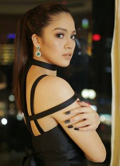 Jane Oineza #StarMagicBall2016 Star Magic, Filipina, Most Beautiful, Gowns, Actors, Badass, Catalog, Earth, Asian