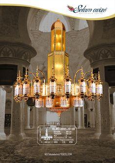 Cami Avizeleri-Chandelier