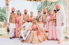 Browse photos, outfit & decor ideas & vendors booked from a real Punjabi /Sikh Modern & Stylish wedding in Chandigarh. Sikh Wedding, Punjabi Wedding, Wedding Couples, Boho Wedding, Farm Wedding, Wedding Ideas, Wedding Reception, Wedding Outfits, Indian Wedding Planning