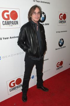 Jackson Browne Photos Photos - Jackson Browne arrives at the 10th Annual GO Campaign Gala on November 5, 2016 in Los Angeles, California. - 10th Annual GO Campaign Gala