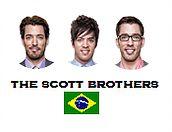 Por todo amor que nos move, essa é só mais uma forma de dizer aos Scott Brothers Jonathan Silver Scott, Drew Scott e JD Scott