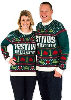 60+ Best Christmas sweaters couple images | christmas