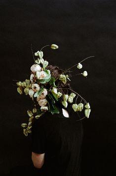 ❈ Fleurs Foncées ❈ dark art photography flowers & botanical prints - parker fitzgerald.
