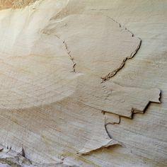 Hidden Sandstone | aluminum print by John Boak