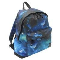 Secure your style and functionality for the day together using the Hot Tuna Galaxy Backpack, available online now! Backpack Bags, Fashion Backpack, Galaxy Backpack, Men's Backpacks, Galaxy Print, Distressed Leather, Blue Bags, Tuna, Hot