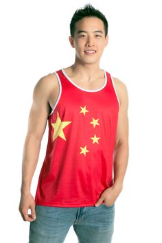 Yizzam China Festival of Lights Dragon Tshirt Mens Tank Top