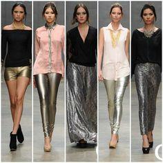Hossh Pasarela Santander Fashion Week 2013