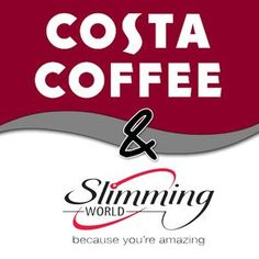 Costa Coffee – SlimmersDelight.com Slimming World Eating Out, Slimming World Shopping List, Slimming World Syns List, Slimming World Survival, Slimming Workd, Slimming World Cake, Slimming World Syn Values, Slimming World Recipes Syn Free, Shopping Lists
