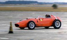1959 GP USA (Tony Brooks) Ferrari 246