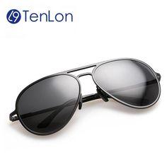 85580854a7 FuzWeb MEN Basic Style aluminum magnesium oculos de sol Sunglasses  eyeglasses men male polarized gafas