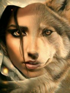 Most popular indian wolf tattoo spirit animal ideas Fantasy Wolf, Fantasy Art, Fantasy Quotes, Wolves And Women, Wolf Artwork, Wolf Spirit Animal, Wolf Wallpaper, Wolf Love, Wolf Pictures