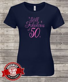 Still Fabulous At 50th Birthday Gifts For Women 80th Men