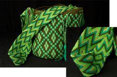 Tutorial #19: Mochila Wayúu Fucsia   Parte 2 de 2: Técnicas y Resultado Final   CTejidas [Crochet y Dos Agujas]