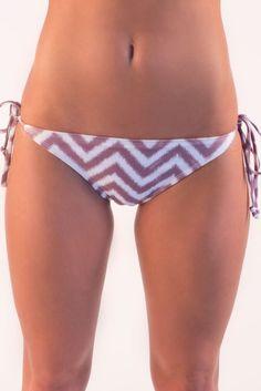 On Sale Now!  Meli Beach Swimwear  http://southernswim.com/collections/meli-beach/products/meli-classic-side-tie-bottoms-specked-chevron #southernswim #southern #southernswimwear #swimwear #swimsuit #bathingsuit #bikini #MelibeachSwimwear #MeliBeach #summer #swim #river #lake #pool #swimmingpool #beachwear #fashion #water #women #body #photography #chevron #wraptop  #tiesidebottom
