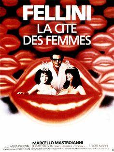 La cité des femmes F Fellinin 1980