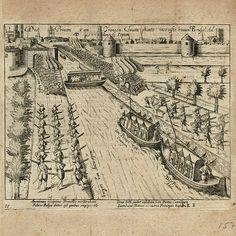 1577: William of Orange enters Brussels before the Perpetual Edict