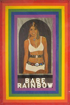 Peter Blake's Babe Rainbow