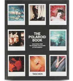 WH SMITH - Polaroid book: Instant and Unique - The Best Images from the Polaroid Collection by Barbara Hitchcock and Steve Crist   Selfridges.com