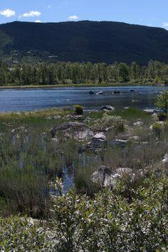 Ustedalsfjorden Geilo Norway